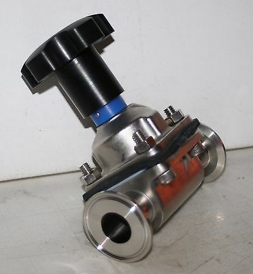 "1"" Sanitary Diaphragm Valve Swagelok NEW"