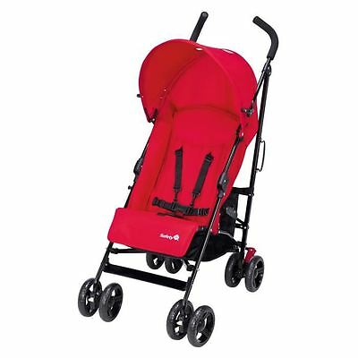 SAFETY 1ST Poussette Canne Slim Plain Red