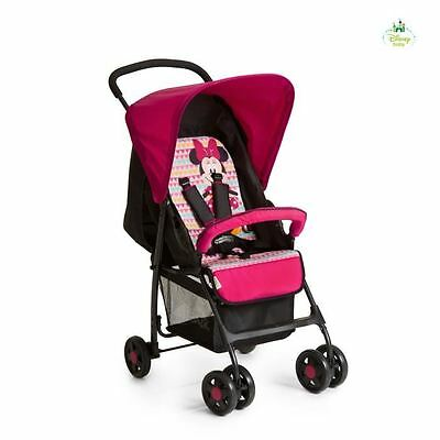 HAUCK Poussette Canne Sport Minnie Geo pink