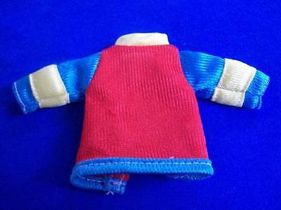 "Doll Clothes - Rainbow Brite Doll Top for 5-7"" Doll J-87"