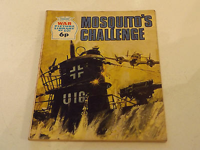 WAR PICTURE LIBRARY NO 691!,dated 1971!,GOOD for age,great 46!YEAR OLD issue.