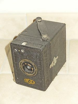 ancien appareil photo BOX ENSIGN old camera photographie photo vintage