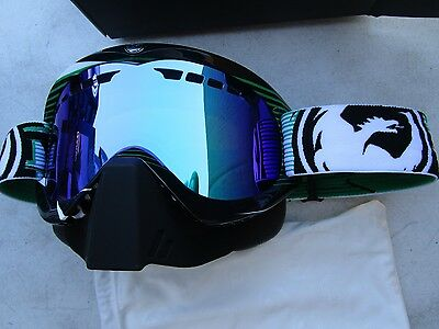 DRAGON MDX SNOW snowboard goggles Nerve green / Green Ionized  722-1721