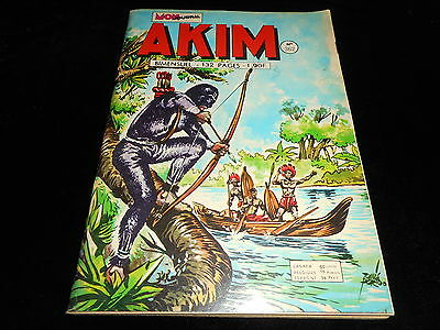 Akim 362 Editions Mon Journal septembre 1974
