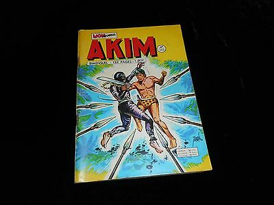 Akim 363 Editions Mon Journal septembre 1974