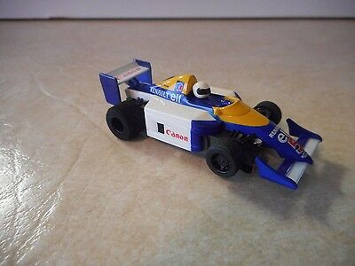 Tyco 440 #5 Canon Elf Renault F1 Indy Car