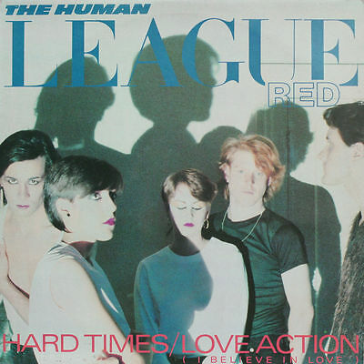 "HUMAN LEAGUE Love Action 2013 UK vinyl 12"" SEALED / NEW V40"