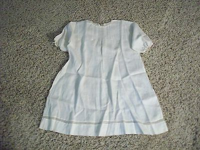 Vintage Baby Dress W/ Lots Of Tatting