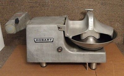 "Hobart 84145 Buffalo Chopper 14"" Bowl Commercial Food Chopper Cutter Processor"