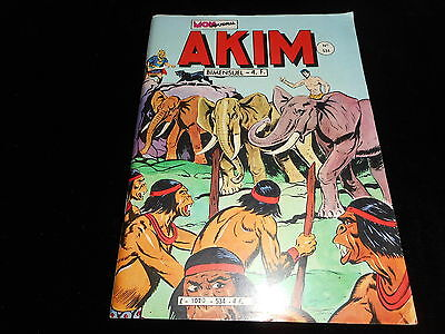 Akim 534 Editions Mon Journal novembre 1981