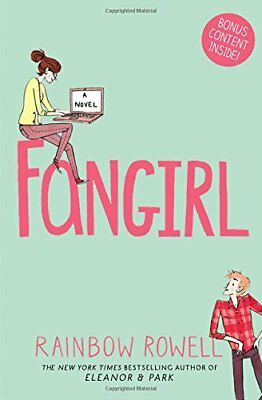 Fangirl by Rowell, Rainbow 1447263227 The Cheap Fast Free Post