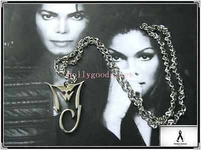 NEW Michael Jackson King Of Pop Style pendant Necklace