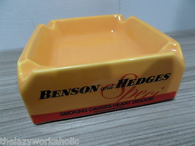 Benson And Hedges Wade Pdm Pub Ashtray