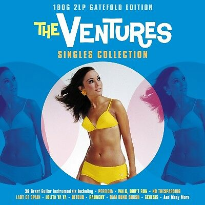 Ventures The - Singles Collection