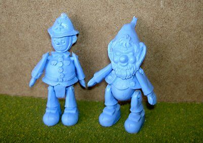 Lone Star - Harvey Series Big Ears and PC Plod with Movable Parts