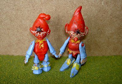 Lone Star - Harvey Series Noddy and Mr Goblin with Movable Parts