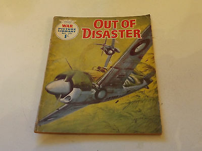 WAR PICTURE LIBRARY NO 501!,dated 1969!,GOOD for age,great 48!YEAR OLD issue.