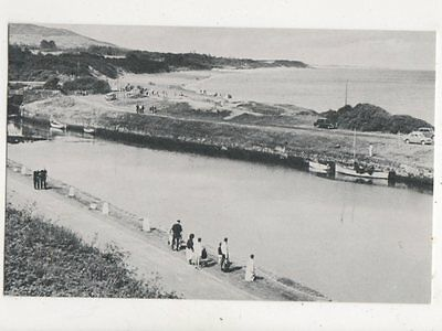 Courtown Harbour Courtown Co Wexford Ireland Vintage Postcard 838a