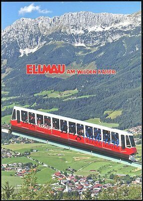 Postcard Ellmamau am Wilden kaiser-Tirol