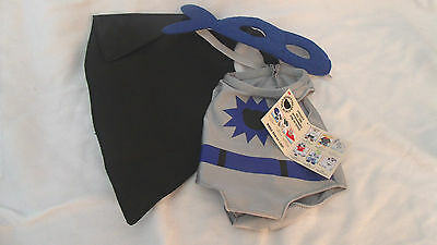 New Chad Valley Design Bear Cool Dudes Super Heroes Outfit For Designabear Teddy