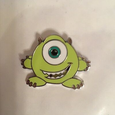 Disney Monsters Inc Mike Wazowski Magical Mystery  Pin