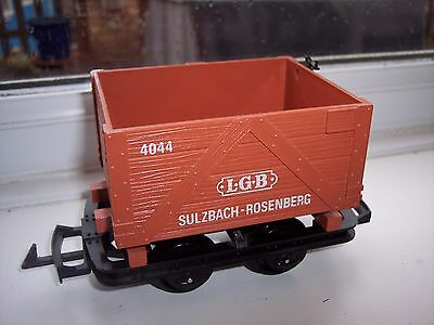 LGB 4044 G SCALE MODEL RAILWAY WAGON  (ROLLING STOCK) - Lot2