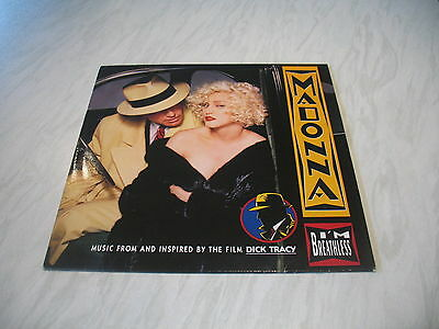 LP - Madonna - I'm Breathless album vinyl record music inspired by Dick Tracy