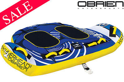 NEW O'Brien Hammerhead 2 Person Inflatable Towable Ringo RRP £179 SAVE 25%