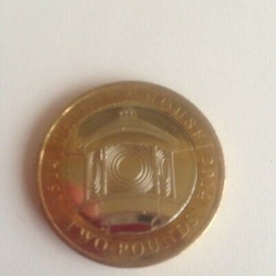 £2 Two Pound Coin Trinty House Rare .