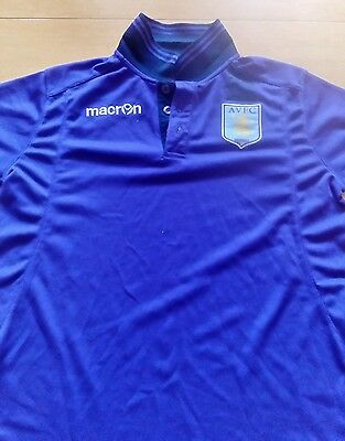 Aston villa polo shirt