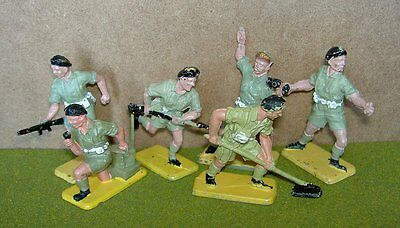Crescent 54mm WWII Eighth Army (Original Full Set)