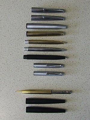 Vintage Sheaffer Fountain Pen, Ballpoint & Pencil Spares - mostly New Old Stock