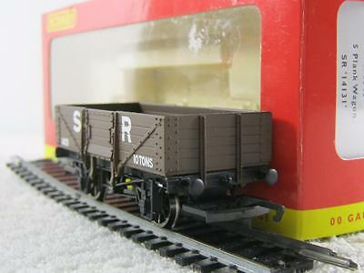 Hornby 00 Gauge R.6340 Southern Railway 5 Plank Open Mineral Wagon VGC BOXED