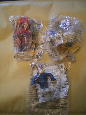 Mcdonalds Toys - Collection Of Pirates In An Adventure With Scientists - New