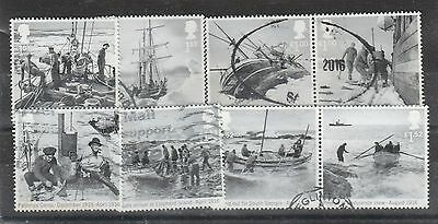 2016 Shackleton And The Endurance Expedition Used Set.