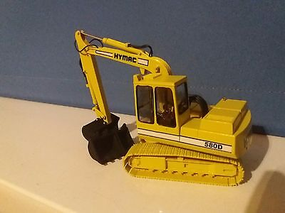 Hymac 580D 1:50 Scale Excavator - Digger - Bagger - Pelle