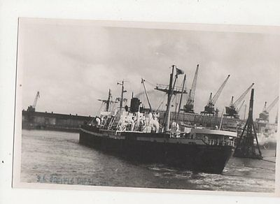 SS Pacific Importer Plain Back Photo Card Shipping 102a