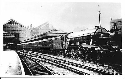 """LNER 'A1' CLASS """"TRACERY"""" No. 2558 - NOTTINGHAM VICTORIA STATION 1937-9"""
