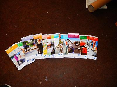 14 London Underground Local Cycling Guides Jun 2007