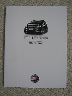 Fiat Punto Evo Brochure March 2010