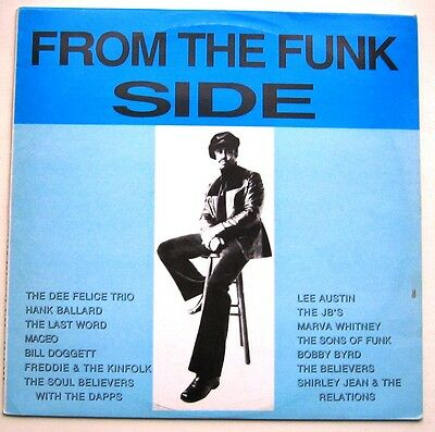 VARIOUS ARTISTS /  FROM THE FUNK SIDE [Soul Brother] LP