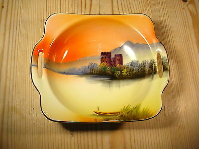 Noritake Castle & Lake Dish