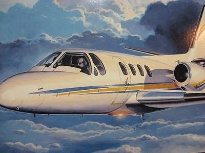 Cessna 500 Citaion I 1/48 Model kit all on the sprue
