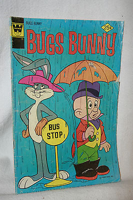 Whitman Comic Book Bugs Bunny No. 174 July 1976
