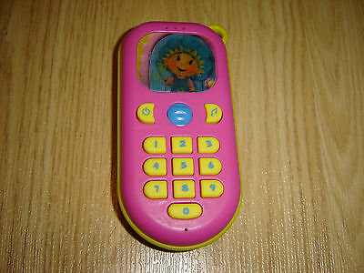 Fifi And The Flowertots My First Talking Mobile Phone