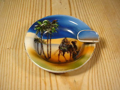 Noritake Camel in Desert Ashtray