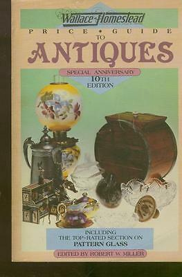 3-books: Price Guide to Antiques; Schroeder's Antiques price guide; post cards
