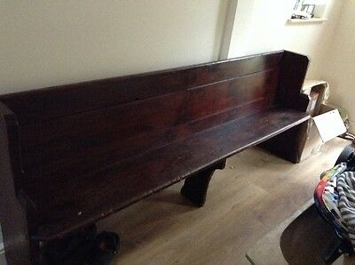 church pew *Offers Invited*