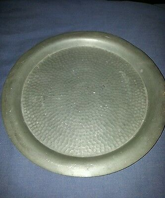 Pewter Plater Pewter Bowl Standard Pewter Company Plate