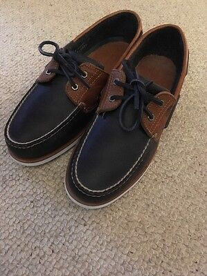 Men's Timberland Earthkeeper Boat shoes Size 10